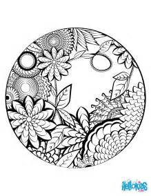 mandala to color mandala coloring page coloring pages hellokids