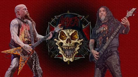 Slayer Rock Band Heavy Metal - slayer wallpaper and background 1600x900 id 278211