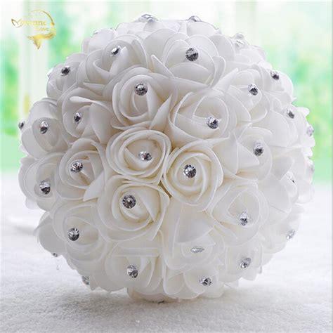 white wedding 1 800 flowerscom 2017 beautiful white ivory bridal bridesmaid flower