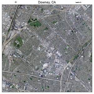 map of downey california aerial photography map of downey ca california