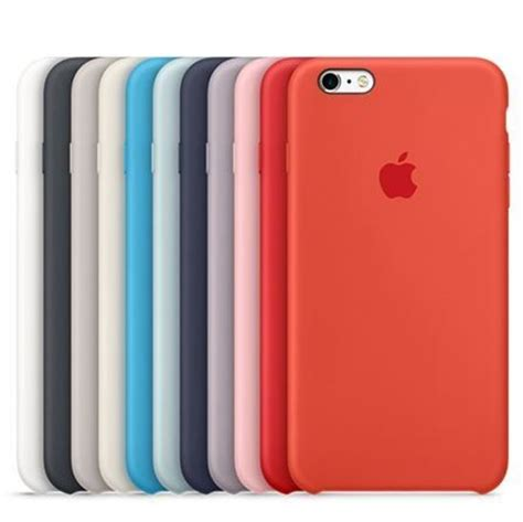 Casing Silicone I Phone apple iphone silicone for 6 6s 6 6s plus icentre