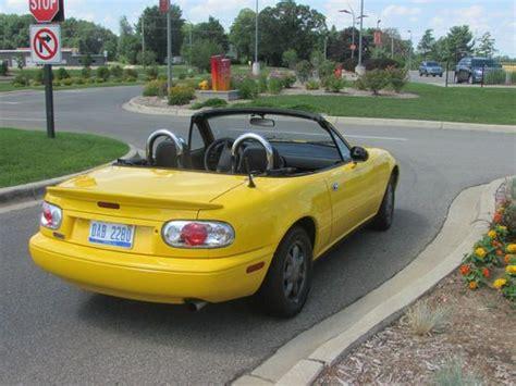 auto air conditioning repair 1992 mazda mx 5 parental controls buy used 1992 mazda miata sunburst yellow excellent condition in boynton beach florida