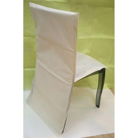 housse de chaise mariage jetable housse de chaise