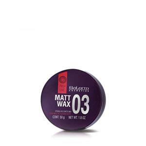 matt wax matt wax pro 183 line salerm cosmetics