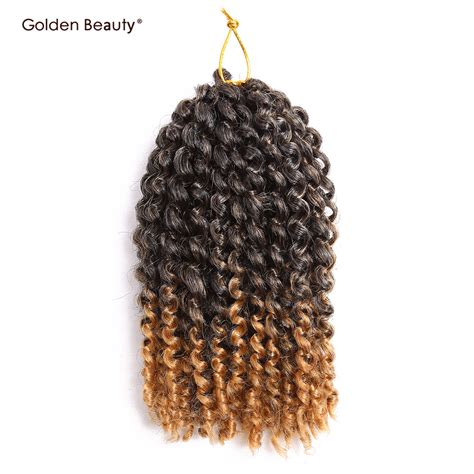 beauty supply stores that have crochet hair on a track aliexpress com buy 8inch crochet braids synthetic