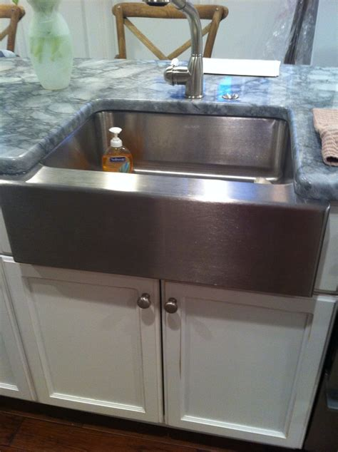 Old Style Kitchen Faucets Please Explain The Allure Of A Farmhouse Sink