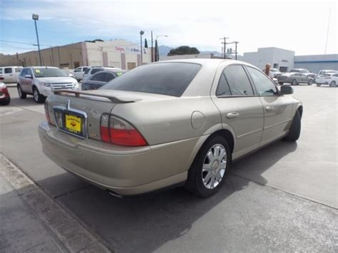 lincoln ls v8 sport 2005 lincoln ls v8 for sale 49 used cars from 2 905