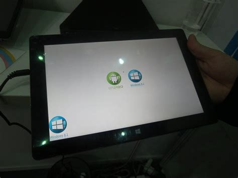 Tablet Windows Android Dual Boot despite resistance dual boot windows and android tablets