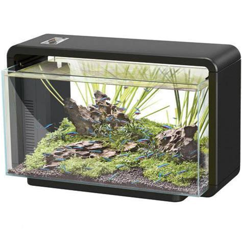 design vis aquarium bol com superfish home aquarium 25 liter zwart