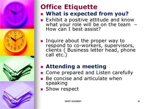 office etiquette office etiquette tips