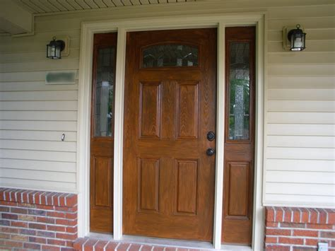 Solid Front Doors For Homes Why You Need A Solid Wood Front Door For Your Home