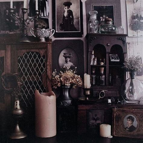 pagan home decor 25 best ideas about vintage gothic decor on pinterest