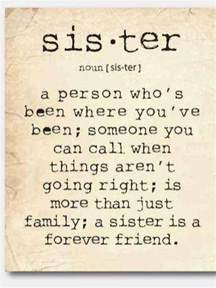 I Love You Sister Quotes by Unique Wall Art A Sister Is A Person Sister Quote Gift