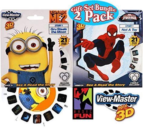 Bundling Atlas Of Adventures Activity Funpack awardpedia viewmaster gift set despicable me 2