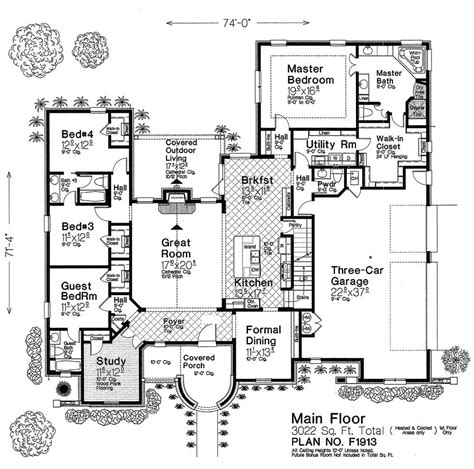 fillmore design floor plans f1913 fillmore chambers design group