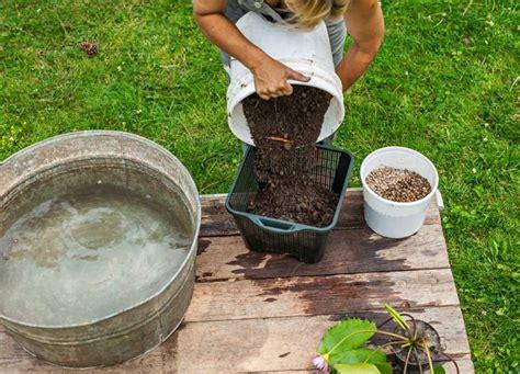 Faire Un Bassin Pas Cher faire un bassin aquatique pour d 233 corer jardin ou sa