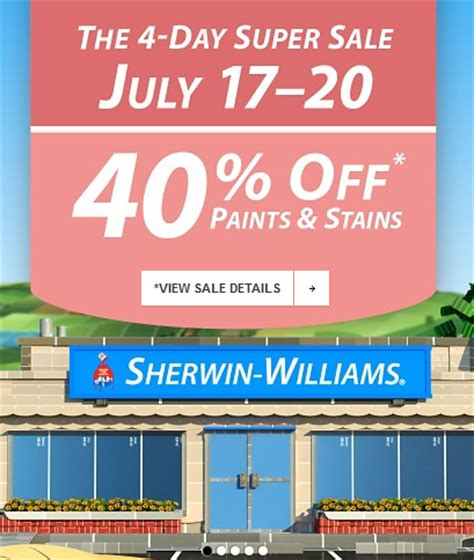 sherwin williams paint store sale sherwin williams coupon 10 justice coupon code
