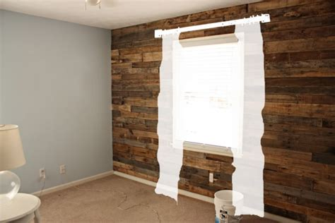 wood accent wall favething com