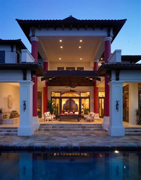 asia house design facciate ed esterni di case moderne dal design asiatico