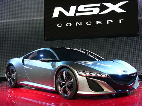 honda supercar seeking supercar rapture in honda s baroque nsx wired