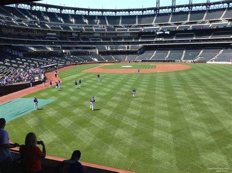 at section 101 citi field section 101 rateyourseats com