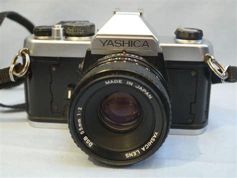 yashica slr yashica fx 103 slr 55mm f2 prime lens 14 99