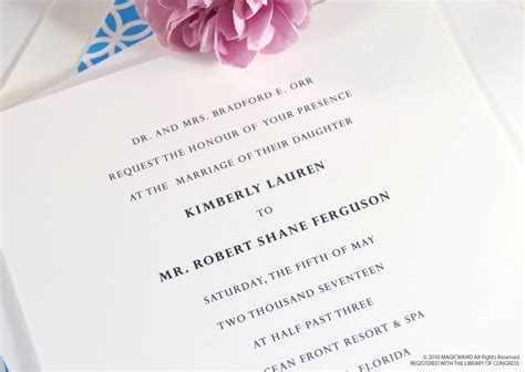 wedding invitations jacksonville fl jacksonville florida skyline wedding invitations