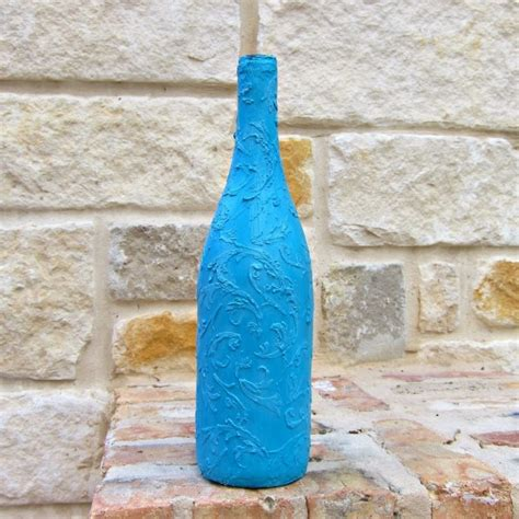 decorative wine bottles diy 28 crafts to recycle wine bottle into home decor items