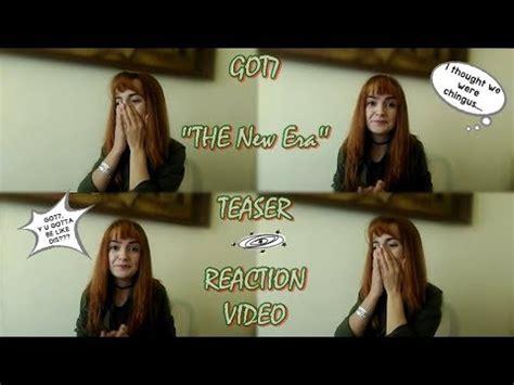 got7 the new era got7 quot the new era quot teaser reaction y u gotta be like