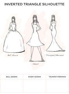 Wedding Dress for your shape on Pinterest   Body Types