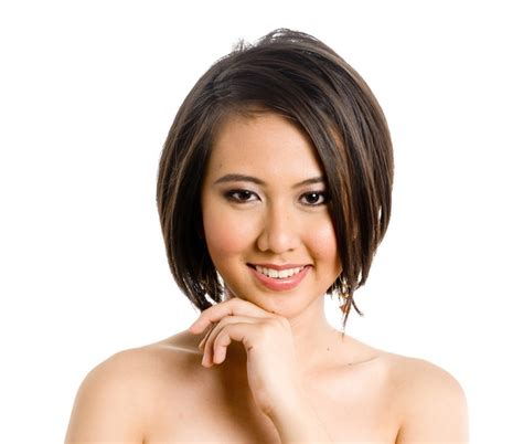 italian shorthairwomen short hairstyle asian women
