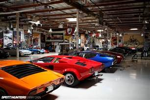 the ultimate hobby shop leno s garage speedhunters