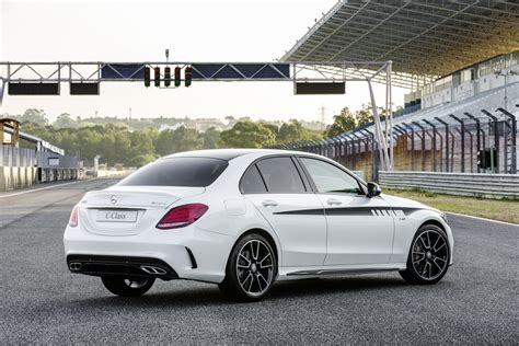 c class amg mercedes you can sharpen up your c class with these mercedes amg