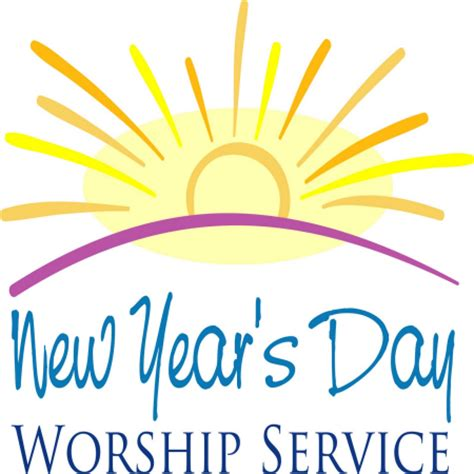 new years church service church events umc