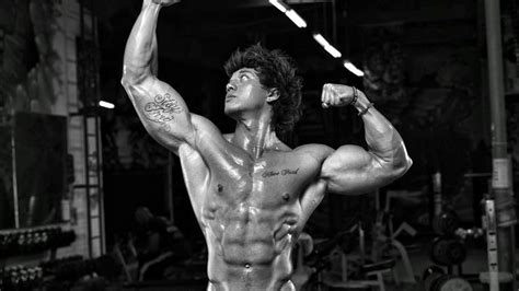 aesthetic bodybuilding wallpaper mr aesthetics jon skywalker follows his dreams youtube