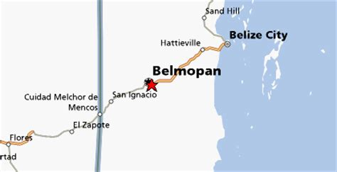 banana resort belize map belmopan belize hotels belmopan accomodation
