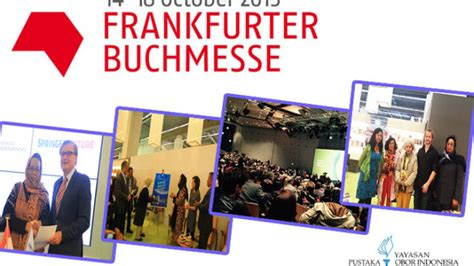 Yayasan Obor Always I You frankfurt book fair 2015 yayasan pustaka obor indonesia