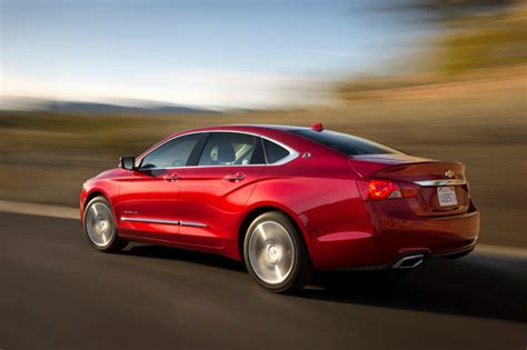 new chevrolet cars 2014 2014 chevrolet impala review prices specs