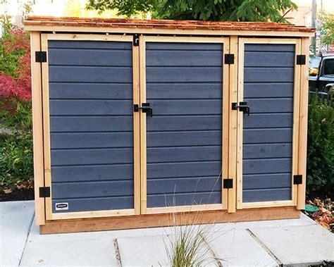 living roof bike shed storage shed for bikes redwood sheds