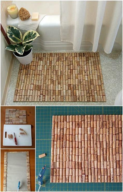 diy bathroom rug 30 magnificent diy rugs to brighten up your home diy