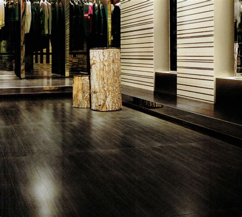 porcelain floor tile luminated wood series