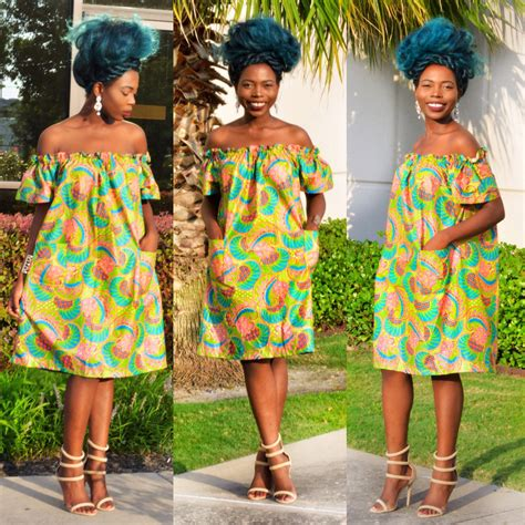 makotis african fabrics and garments african clothing african fabric ankara dress by