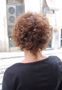 vies of side and back of wavy bob hairstyles feminine and seductive soft curly bob hairstyles weekly
