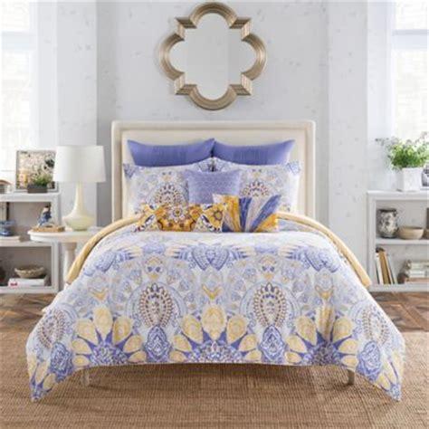 purple and yellow bedding purple and yellow bedding anthology lyla reversible