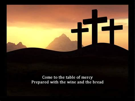 come to the table come to the table of mercy by glenmachan church of god