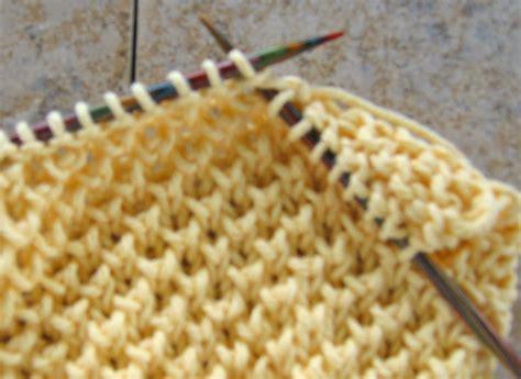 knitting into stitch below k1b 1