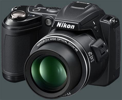 Kamera Nikon Coolpix L120 Nikon Coolpix L120 Gro 223