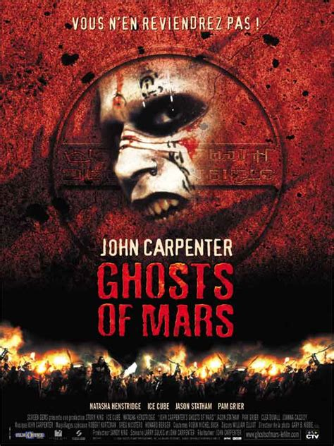 film ghost of mars ghosts of mars review trailer teaser poster dvd blu