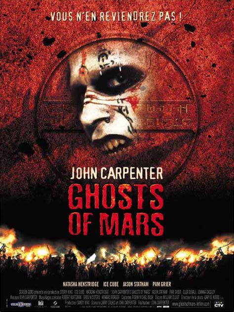film ghost of mars ghosts of mars film 2001 allocin 233