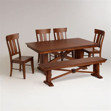 world market dining room table lugano dining table world market stuff i need